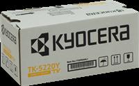 Kyocera Toner Gelb TK-5220Y 1T02R9ANL1 ~1200 Seiten