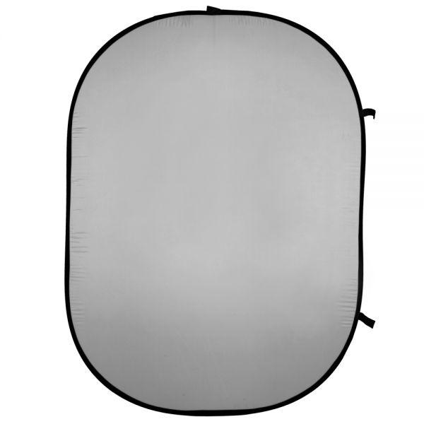 Walimex pro Falthintergrund grau, 150x200cm