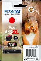 Epson Tintenpatrone Rot C13T04F54010 478XL 10.2ml