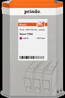 Prindo Tintenpatrone Magenta PRIET7893 XXL ~4000 Seiten Prindo BASIC: DIE preiswerte Alternative, To