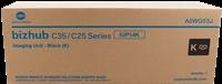 Konica Minolta Bildtrommel schwarz A0WG03J IUP14K ~20000 Seiten