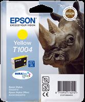Epson Tintenpatrone gelb C13T10044010 T1004 ~910 Seiten 11.1ml