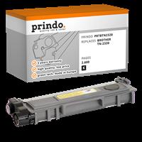 Prindo Toner Schwarz PRTBTN2320 ~2600 Seiten kompatibel mit Brother TN-2320