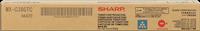 Sharp Toner cyan MX-C38GTC ~10000 Seiten