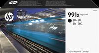 HP Tintenpatrone Schwarz M0K02AE 991X ~20000 Seiten
