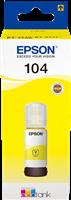 Epson Tintenpatrone Gelb C13T00P440 104 65ml