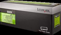 Lexmark Toner schwarz 50F2H00 502H ~5000 Seiten Rückgabe-Druckkassette