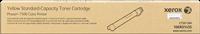 Xerox Toner gelb 106R01435 ~9600 Seiten Standardkapazität