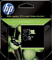 HP Tintenpatrone schwarz C9351CE 21 XL ~475 Seiten
