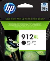 HP Tintenpatrone Schwarz 3YL84AE 912 XL ~825 Seiten