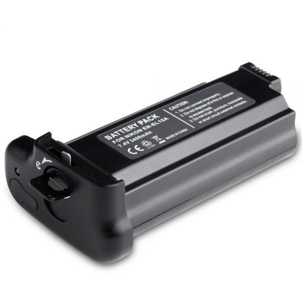 Akku für Batteriehandgriff Nikon D7000