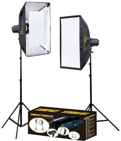 Miglior prezzo Linkstar Studio Flash Kit DLK-2500D Digital -
