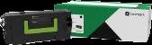 Lexmark Toner Schwarz B252X00 ~10000 Seiten Rückgabe-Druckkassette, extra hohe Kapazität
