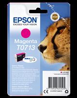 Epson Tintenpatrone magenta C13T07134012 T0713 ~250 Seiten 5.5ml C13T07134011