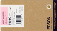 Epson Tintenpatrone magenta (hell) C13T603C00 T603C 220ml