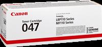 Canon Toner Schwarz 047 bk 2164C002 ~1600 Seiten