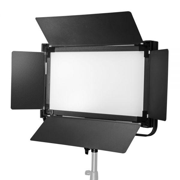 Walimex pro Soft LED Brightlight 1400 Bi Color Square 100W