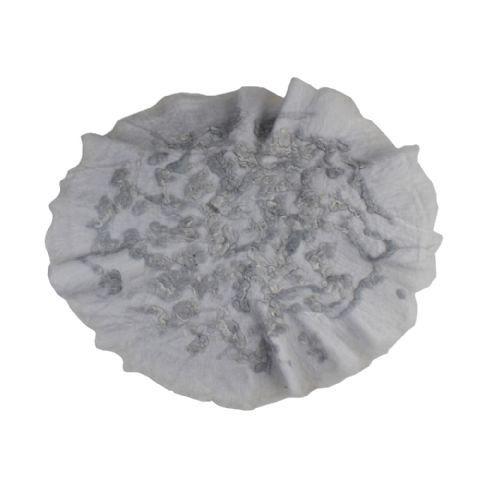 Miglior prezzo Newborn Round Undergarment Merino Wool Grey 60 cm -