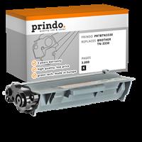 Prindo Toner Schwarz PRTBTN3330 ~3000 Seiten kompatibel mit Brother TN-3330