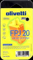 Olivetti Tintenpatrone schwarz FPJ 20 84431/B0384