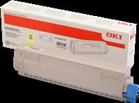OKI Toner Gelb 46471101 C ~7000 Seiten