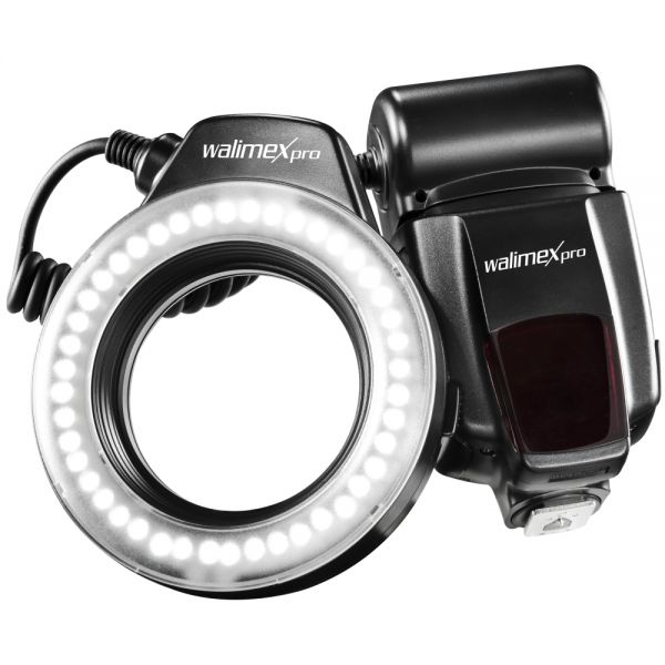Miglior prezzo walimex pro Macro LED Ring Light -
