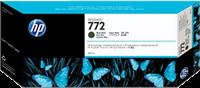 HP Tintenpatrone schwarz (matt) CN635A 772 300ml pigmentierte HP Vivera Tinte