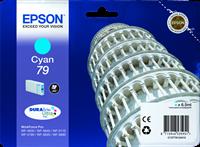 Epson Tintenpatrone cyan C13T79124010 T7912 ~800 Seiten 6.5ml 79