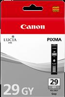 Canon Tintenpatrone grau PGI-29gy 4871B001 36ml für ca. 724 Fotos (Format 10 x 15 cm)