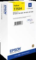 Epson Tintenpatrone gelb C13T755440 T7554 ~4000 Seiten 39ml XL