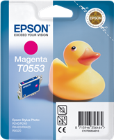 Epson Tintenpatrone magenta C13T05534010 T0553 ~290 Seiten 8ml