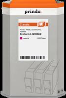 Prindo Tintenpatrone Magenta PRIBLC3239XLM LC-3239XL ~5000 Seiten Prindo CLASSIC: DIE Alternative, T
