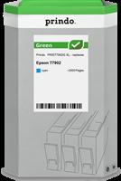 Prindo Tintenpatrone Cyan PRIET7902G Green ~2000 Seiten Prindo GREEN: Recycelt & aufwendig aufbereit