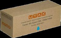Utax Toner cyan 654510011 ~20000 Seiten