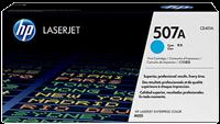 HP Toner cyan CE401A 507A ~6000 Seiten