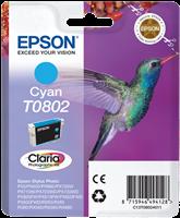Epson Tintenpatrone cyan C13T08024011 T0802 ~935 Seiten 7.4ml