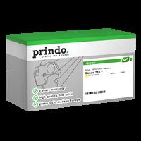 Prindo Toner Gelb PRTC718YG Green ~2900 Seiten Prindo GREEN: Recycelt & aufwendig aufbereitet, Top Q