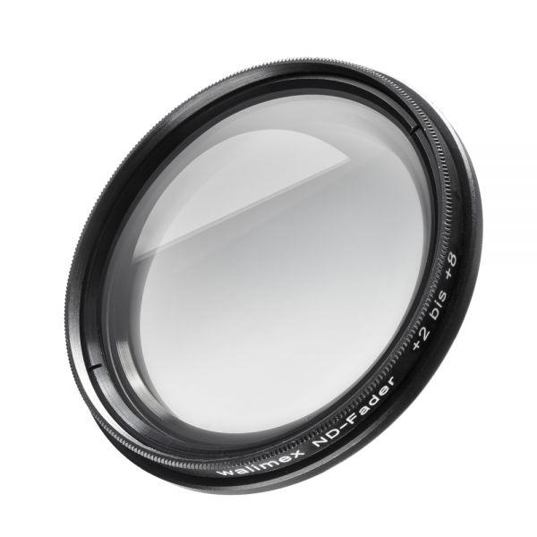 Walimex ND-Fader 55 mm +2 bis +8 Blenden