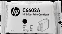HP Tintenpatrone schwarz C6602A SPS 18ml TIJ 1.0 - Druckpatrone