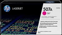 HP Toner magenta CE403A 507A ~6000 Seiten