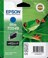 Epson Tintenpatrone blau C13T05494010 T0549 13ml
