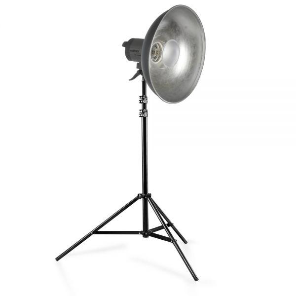 Miglior prezzo walimex pro quarzlight VC-1000+Beauty Dish+WT-806 -