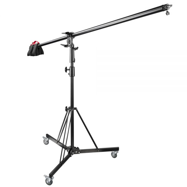 Miglior prezzo walimex pro Wheeled Boom Stand with Counterweight -