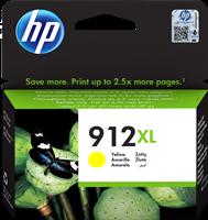 HP Tintenpatrone Gelb 3YL83AE 912 XL ~825 Seiten