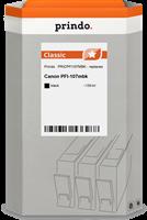 Prindo Tintenpatrone Schwarz (matt) PRICPFI107MBK PFI-107 130ml Prindo CLASSIC: DIE Alternative, Top