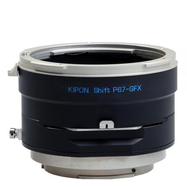 Kipon Shift Adapter für Pentax 67 auf Fuji GFX