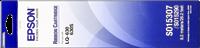 Epson Farbband schwarz C13S015307 S015307 Gewebefarbband, 2 Millionen Zeichen