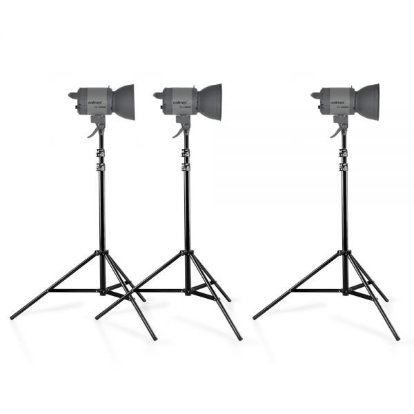 Miglior prezzo walimex pro kit qualrzlight VC-1000Q/1000Q/1000Q luce continua -