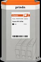 Prindo Tintenpatrone Schwarz PRICPFI107BK PFI-107 130ml Prindo CLASSIC: DIE Alternative, Top Qualitä