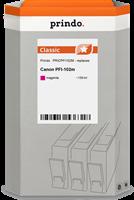 Prindo Tintenpatrone Magenta PRICPFI102M PFI-102 130ml Prindo CLASSIC: DIE Alternative, Top Qualität